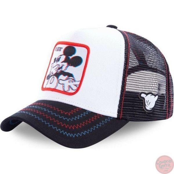 Gorra Mickey Vintage 3D Effect...
