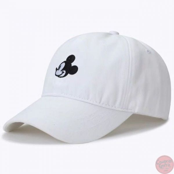 Gorra Mickey Mouse Hip Hop Trap Style...