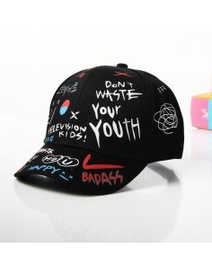 Gorra GRAFITI Dont Waste...