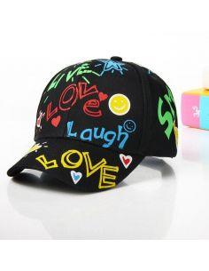 Gorra LOVE Graffiti Lauch...
