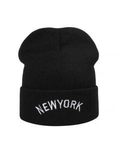 Gorro New York Bordado Letras