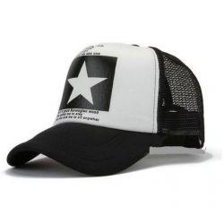 Gorra de Béisbol verano Hombre y Mujer Con logotipo Estrella...