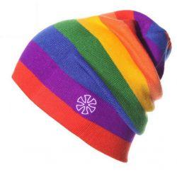 Gorro de invierno Multicolor Invierno caliente Temporada...