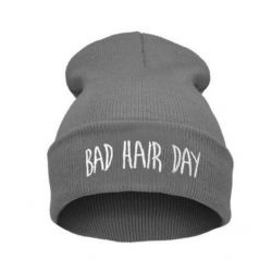 Bad Hair Day gorro de Otoño...