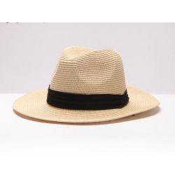 Sombrero femme Para Verano Paja Protector de sol Ligero y Cómodo