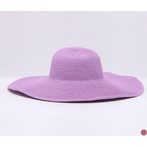 Sombrero de Mujer Ala Ancha para la...