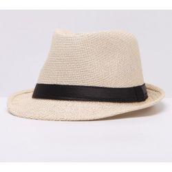 Sombrero para Mujer y Hombre de tipo Trilby hecho de Paja...