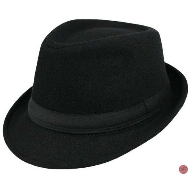 867398523f4a4 🧢 Sombrero estilo Fedora para Hombre Colección de sombreros elegantes