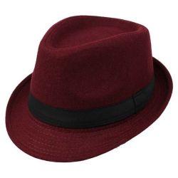 ajuste clásico venta de liquidación mejor sitio web Sombrero estilo Fedora para Hombre Colección de sombreros elegantes 2019