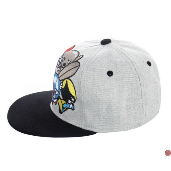 Gorra superheroes Marvel Lobezno Iron...