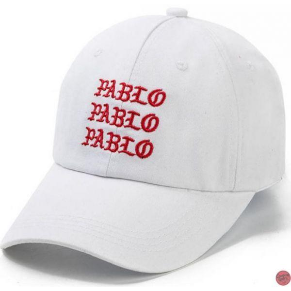 Gorra Ghotic Pablo grabado el Nombre...