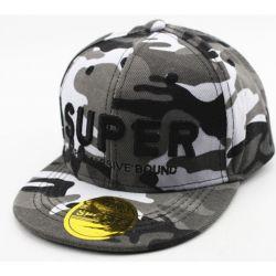 Gorra con grabado SUPER...