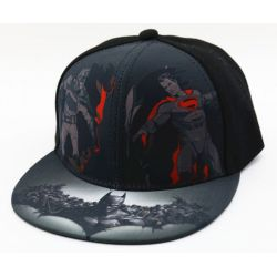 Batman y Superman Gorra de...