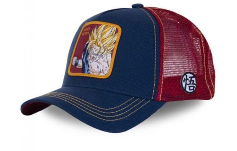 Gorra Goku Super Sayan 2