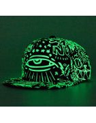Comprar Gorras Luminosas Fluorescentes | Brillantes en Oscuridad