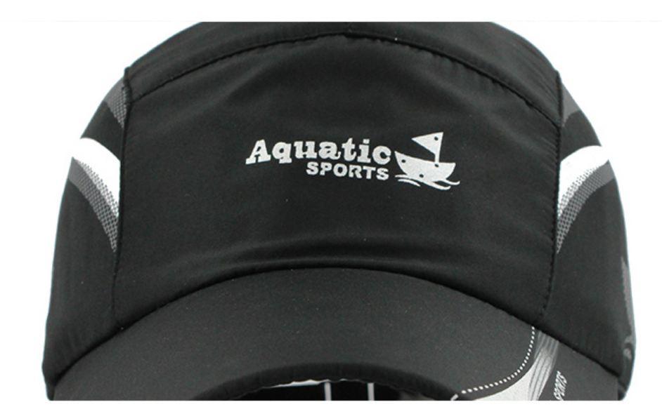 gorra acuatica deportiva