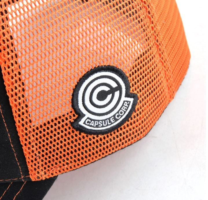 capsule Corp Goku Gorra