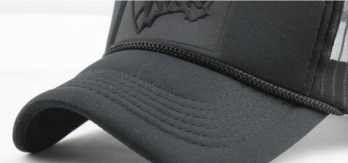 comprar gorra negra bordado tigre