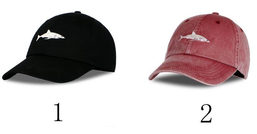 comprar gorra con tiburon