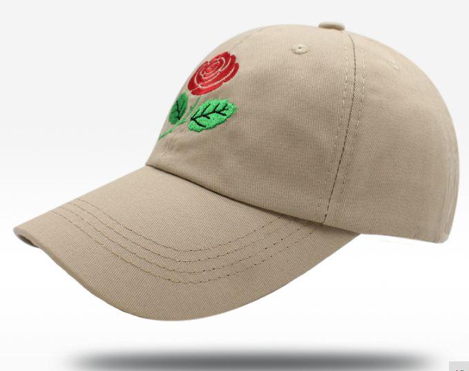 comprar gorra con bordado en rosa original