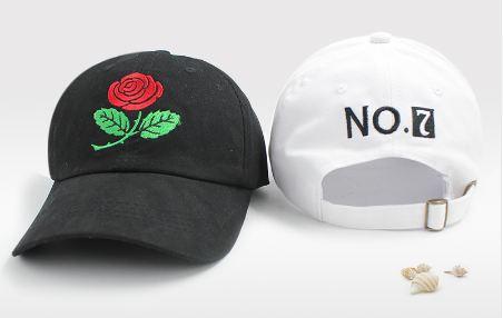comprar gorra bordado rosa