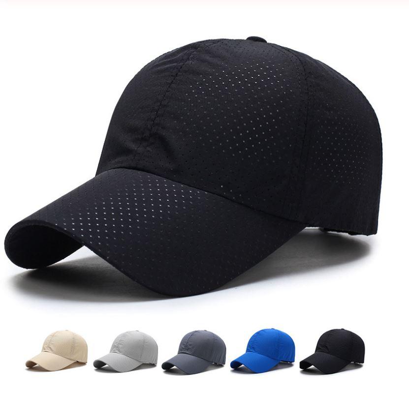 gorras deportivas ligeras