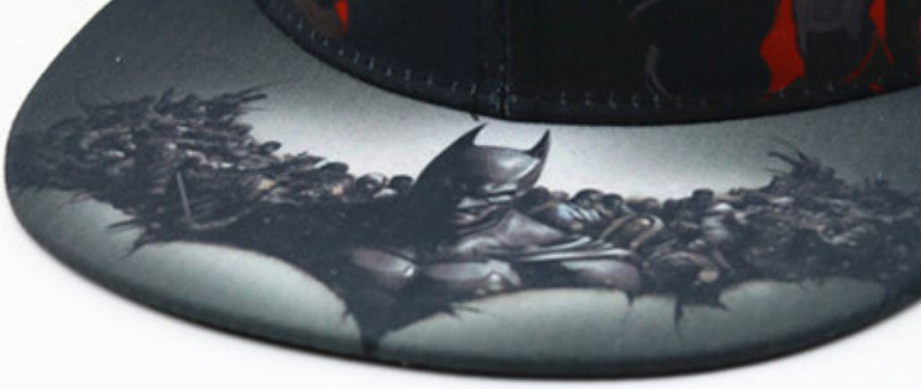 gorra de batman y superman
