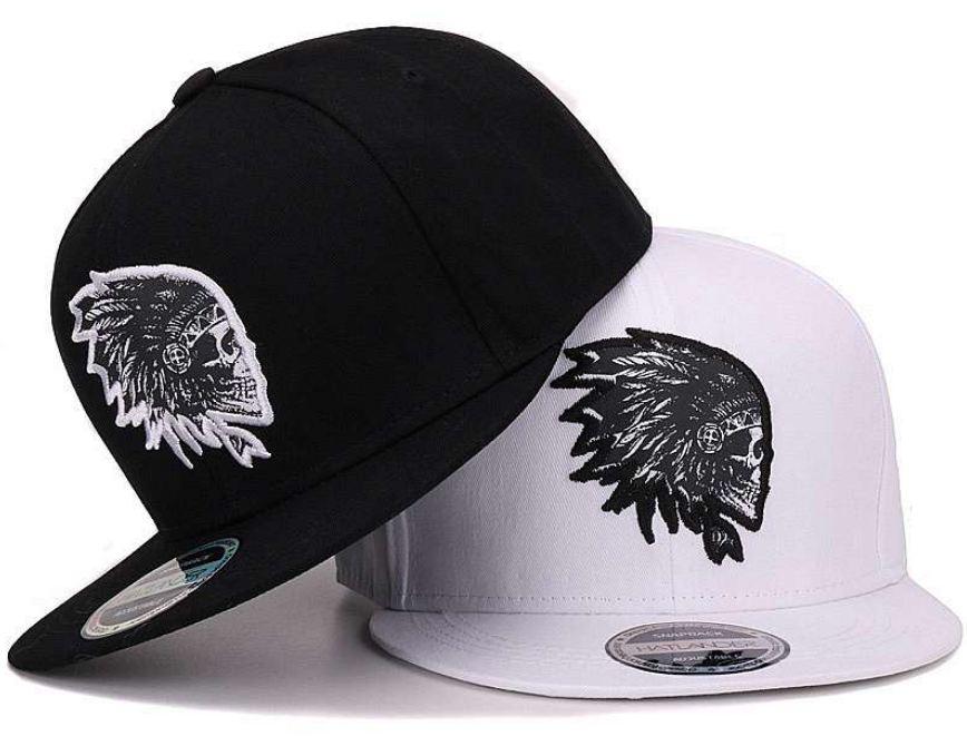 comprar gorra hip hop calavera