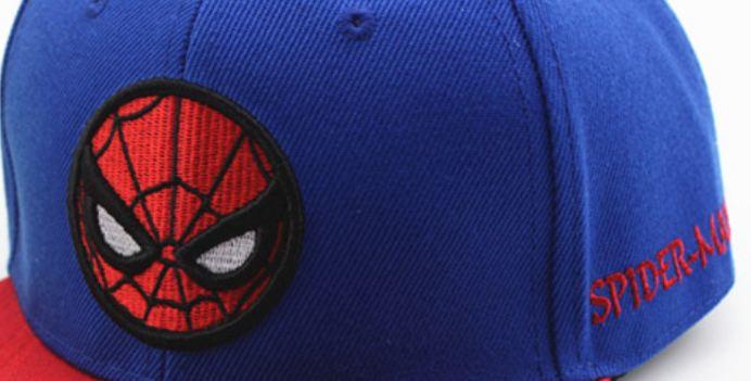 Gorra de Spiderman barata