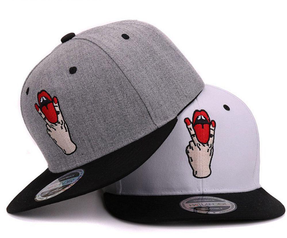 gorra con lengua comprar
