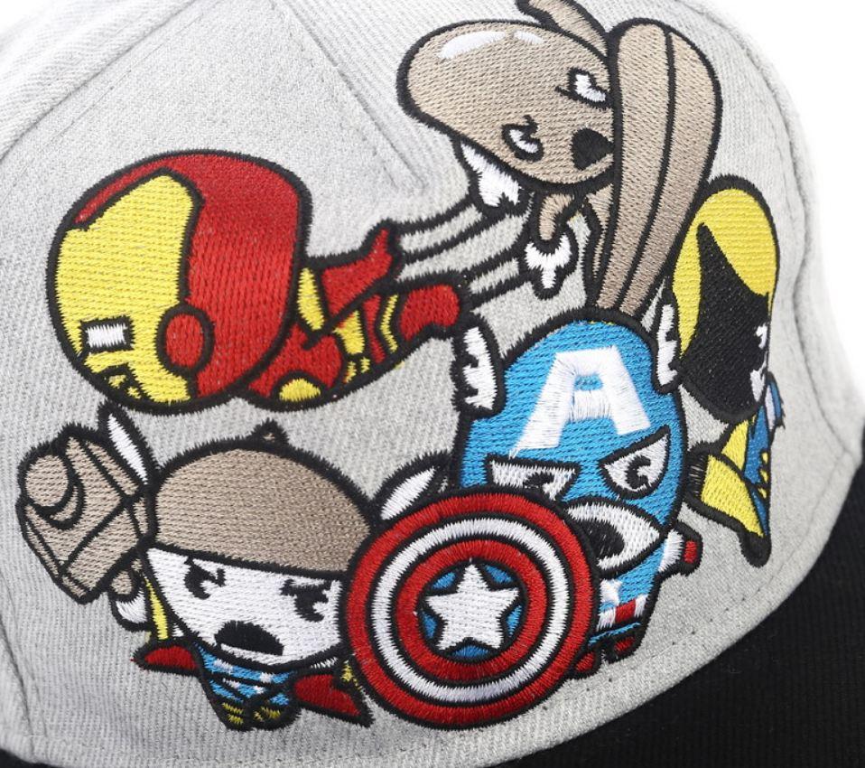 gorra superheroes marvel comprar