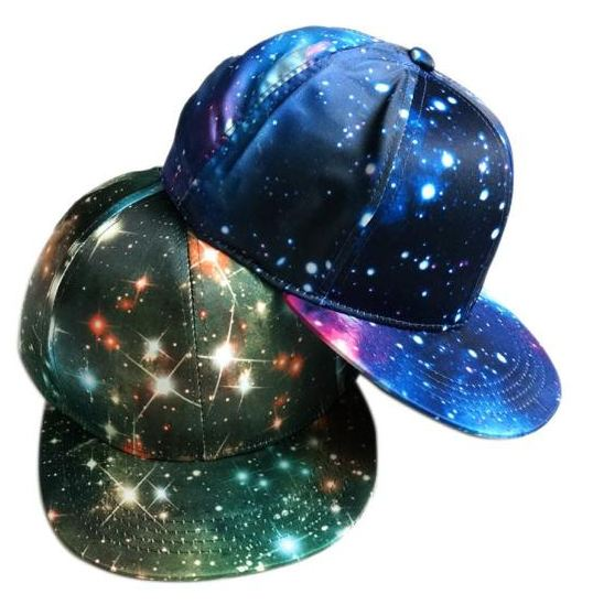 gorra estelar impreso
