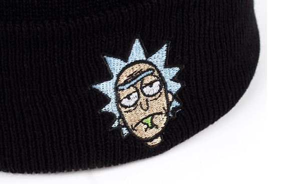 gorro rick y morty