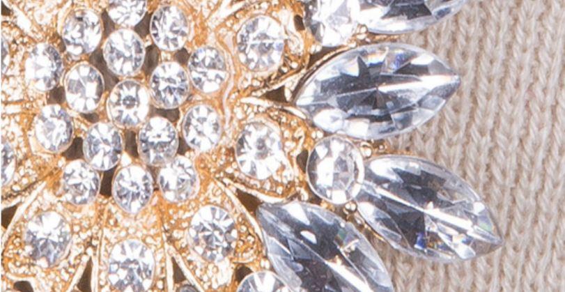 comprar gorro mujer con diamantes