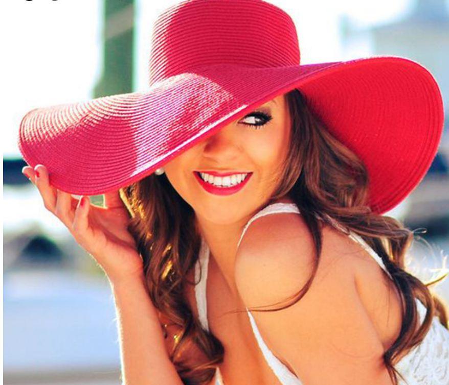 comprar sombrero de mujer