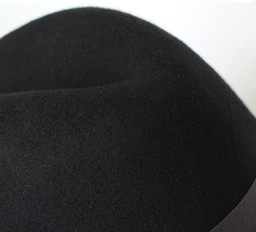 sombrero de lana para mujer