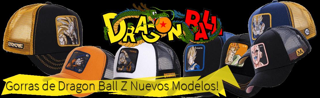 gorras dragon ball z online