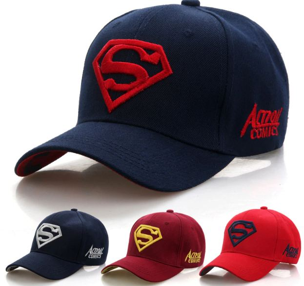 comprar gorra de Superman