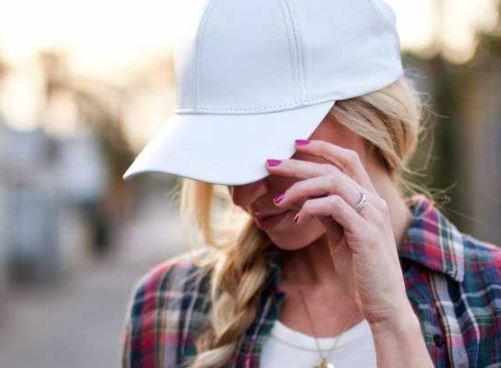 gorras de béisbol de para mujeres
