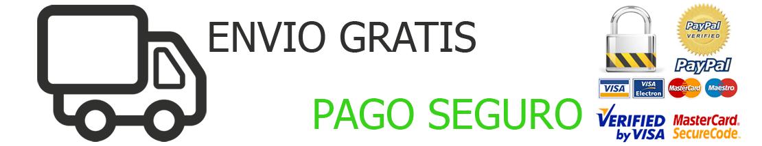 Envio Gratis y pago seguro 100%